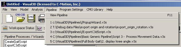 File:PipelineMenu jpg - Visual3D Wiki Documentation