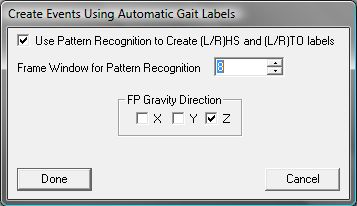 Tutorial: Gait Events - Visual3D Wiki Documentation